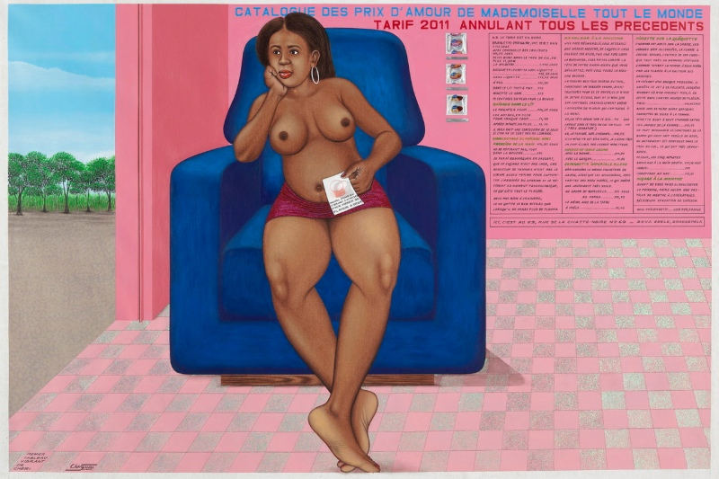 Cheri Samba - Catalogue des prix d'amour