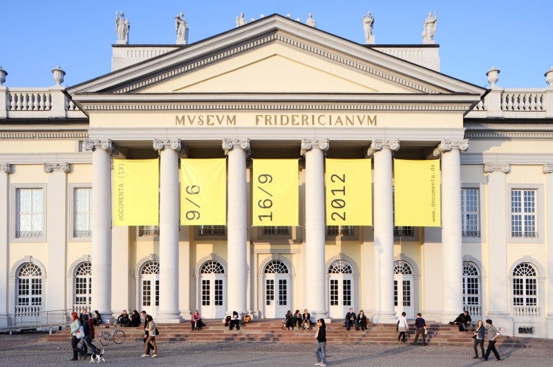 Museum Fridericianum, 2012,Museum Fridericianum, 2012, Photo: Nils Klinger © dOCUMENTA (13)