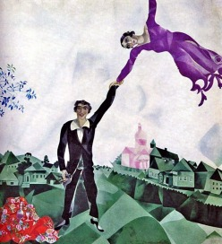 marc-chagall-the-promenade-1917