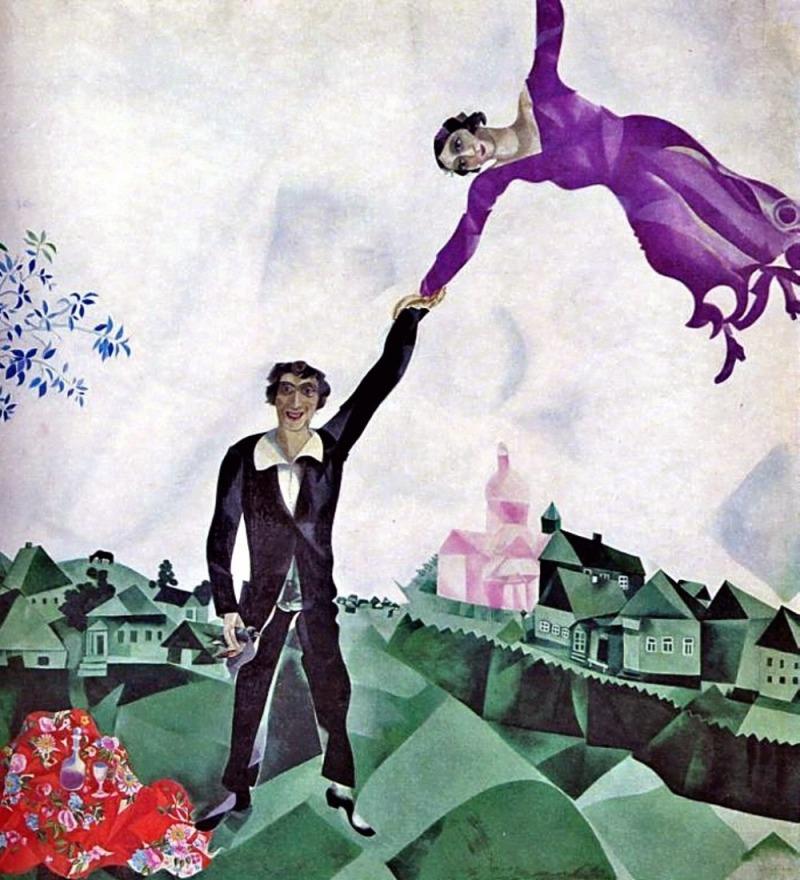 marc-chagall-the-promenade-1917