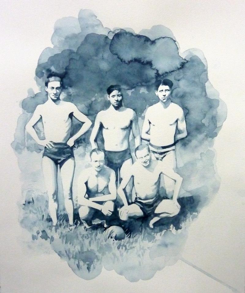 Edouardo Cosimo Cammilleri (Vignonet, 1941), 37x46cm, 2012
