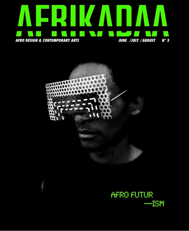 Cover Afro Futuri—ism 8