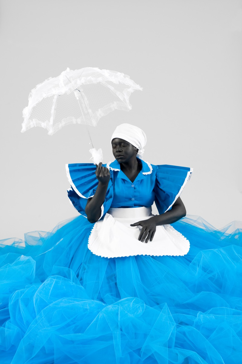 SIBANDE Mary -I'm a lady-photo-60x88cm