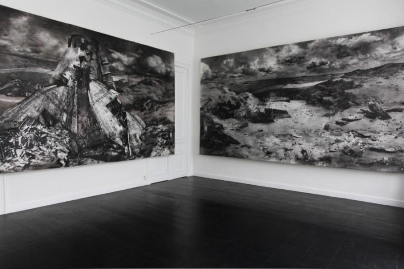 Marie Cloquet exhibition view Annie Gentils   (1 van 1)
