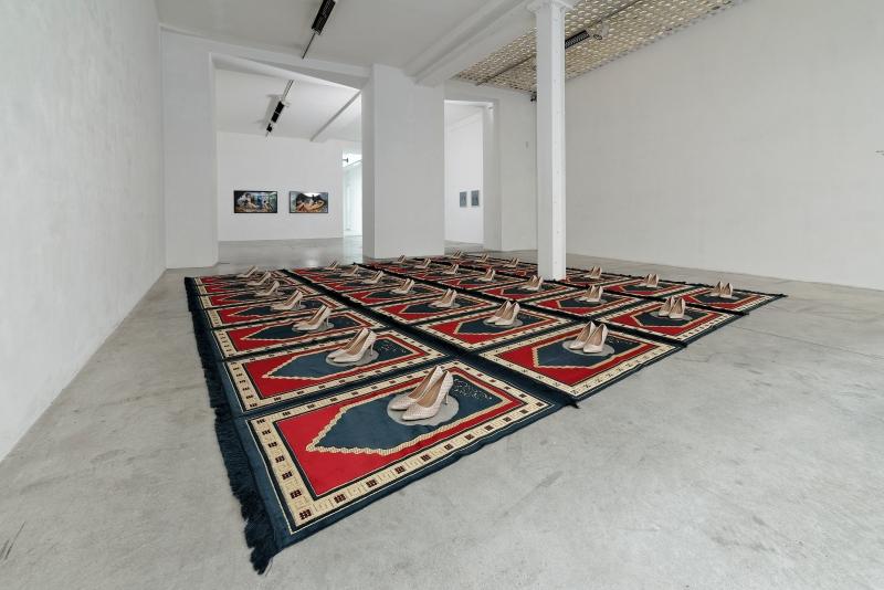 Courtesy Galerie Anne de Villepoix, Paris