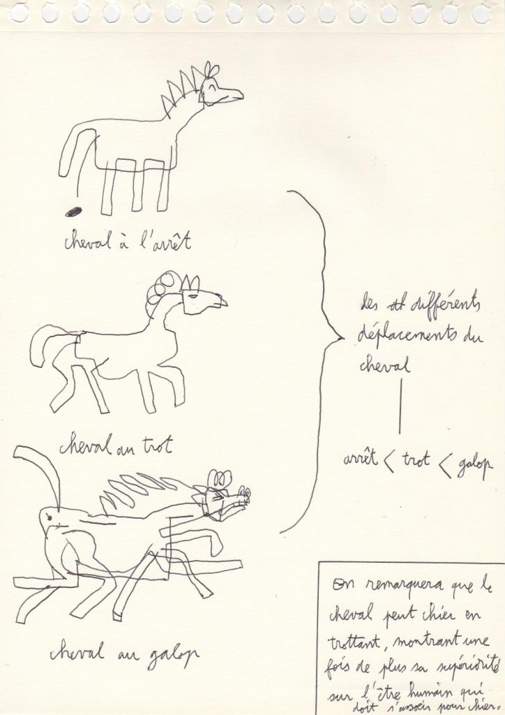 le cheval 2