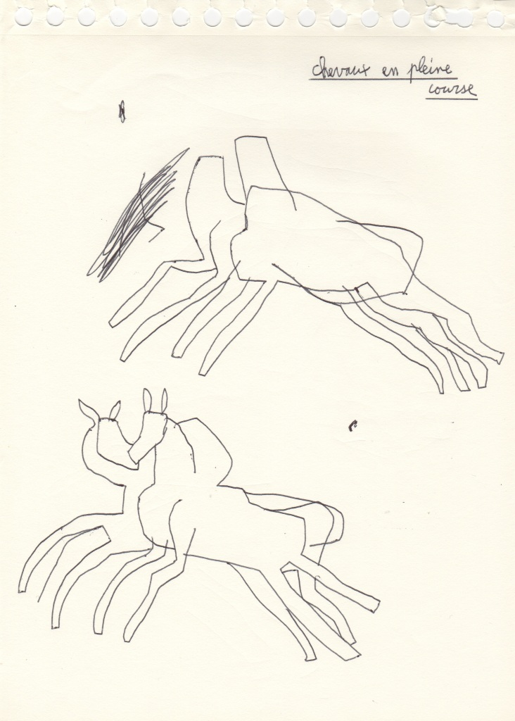 le cheval 7