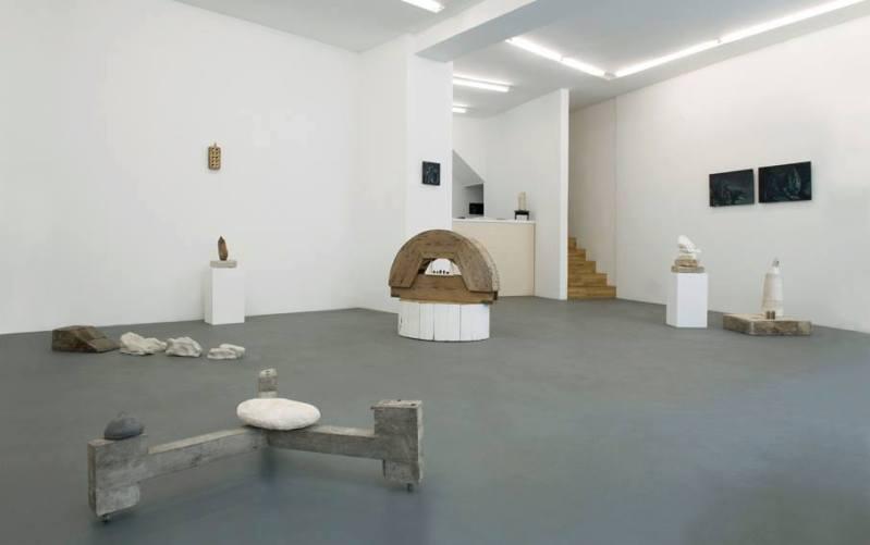Vue Exposition / Galerie Djeziri Bonn / Linard Editions – Paris (2014)