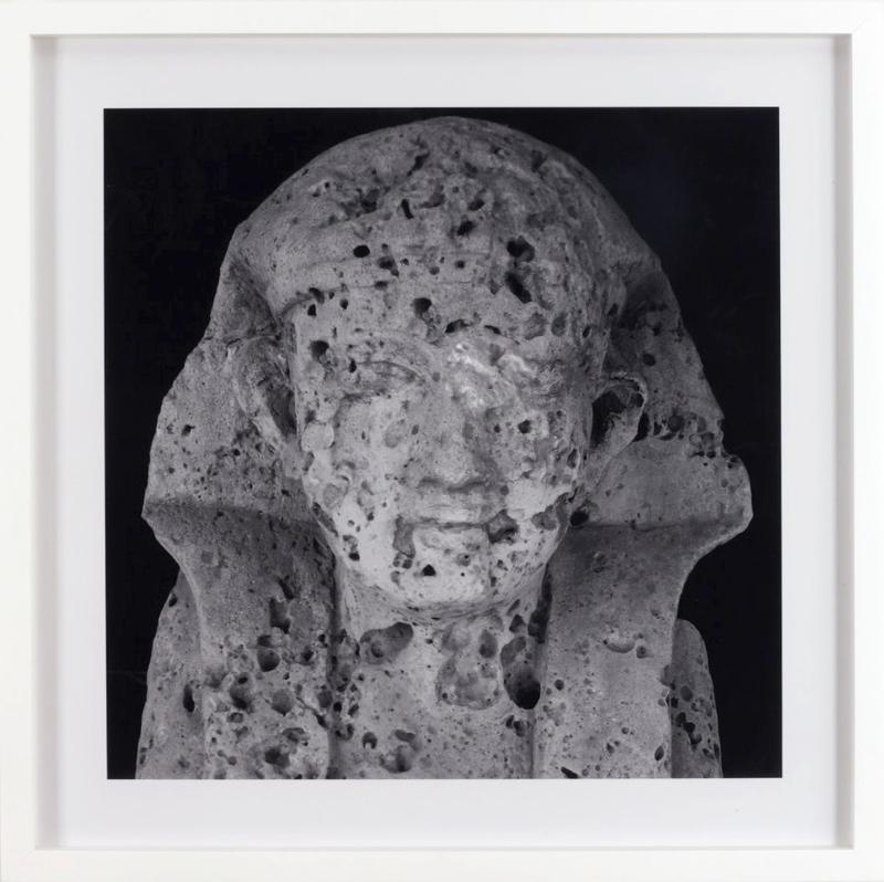 Ellie Ga, Shesepankh, 2013 Tirage photographique noir et blanc, 40 x 40 cm © Ellie Ga & Bureau, New York