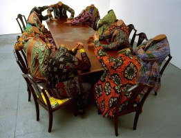 Yinka SHONIBARE MBE, Scramble for Africa, 2003, Collection Pinnell