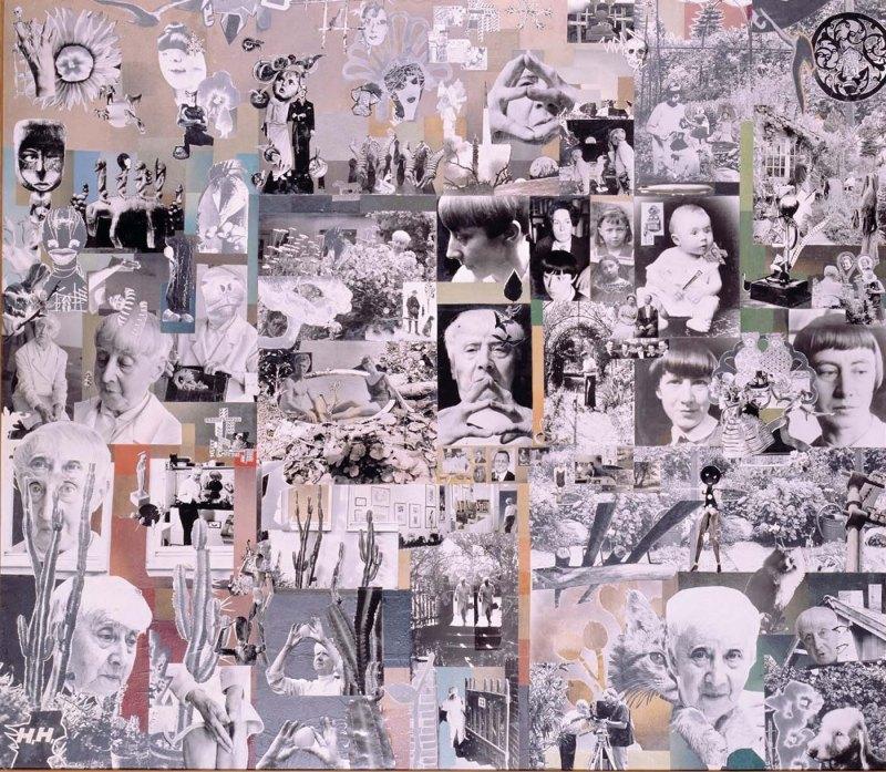 Hannah Hoch - Life Portrait (1972-1973)