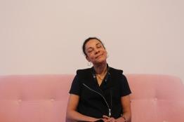 Myriam Mihindou Photo / Nicolas Gimbert
