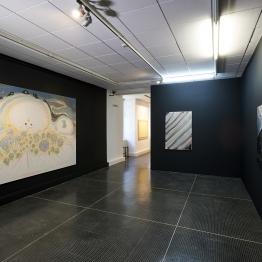 Vidya Gastaldon - Camila Oliveira Fairclough - Elodie Lesourd (c) Musée des Beaux-Arts de Dole, cl. Jean-Loup Mathieu