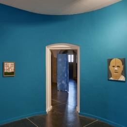 Karine Rougier - Dominique de Beir - Henni Alftan (c) Musée des Beaux-Arts de Dole, cl. Jean-Loup Mathieu