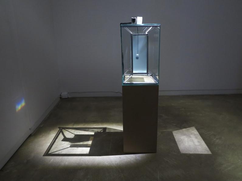 HD Cécile Beau_chambre résiduelle_2017_vue exposition La région vaporeuse_maison des arts centre dart contemporain de Malakoff©Cécile Beau_Courtesy 22.48 m² Paris