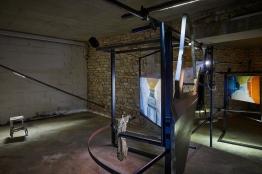 exposition de la residence d'artistes